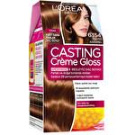 L'oreal Paris Casting Crème Gloss Amonyaksız & Besleyici Saç Boyası - 6354 - Toffee Karamel