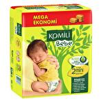 Komili Bebe Bebek Bezi Jumbo Mini Paket