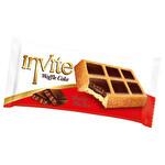 Invite Waffle Kek Çikolatalı 50 g