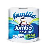 Familia Jumbo Havlu 6'lı