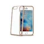 Celly iPhone 7 Gold Laser Kılıf