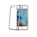 Celly iPhone 7 Silver Laser Kılıf