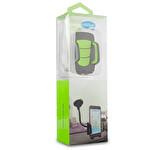 Addison ADS-119 Universal Ayarlanabilir Siyah/Yeşil Araç Telefon Tutucu