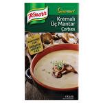 Knorr Gourmet Kremalı Üç Mantar Çorbası