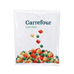 Carrefour Dondurulmuş Garnitür 450 gr