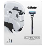 Gillette Mach3 Turbo 1 Up Makine + Turbo 2'li Bıçak + Mach3 75ml Jel- Star Wars