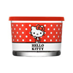 Hello Kitty Saklama Kabı Tekli
