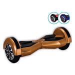 Kamosonic W3BT 8 Inch Bluetooth Hoverboard