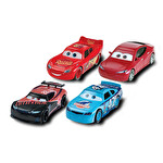 Cars 3 Tekli Karakter Araçlar 14x4x16,5 mm