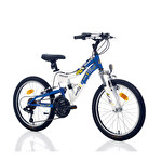 """20"""" Carrefour Bianchi Race Boy 330H 18-S Bisiklet"""