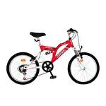 Belderia 20 Jant Crazy Amortisörlü 5 Vitesli Bisiklet