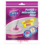 Parex Pamuk ve Mikrofiber Yedek Mop