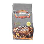 Dörtel Mangal Kömürü 1,5 kg