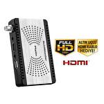 Goldmaster Micro HD-Platin Uydu Alıcısı