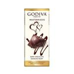 Godiva Bitter Ganajlı Tablet Çikolata Kalp 86 g