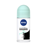 Nivea Invısıble Black&Whıte Fresh Roll-On Deodorant 50  ml Kadın
