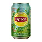 Lipton Ice Tea Karadeniz Rüzgarı Siyah Çay Ve Bergamot Aromalı Kutu 330 Ml