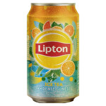 Lipton Ice Tea Akdeniz Güneşi Portakal Ve Greyfurt Aromalı Kutu 330 Ml
