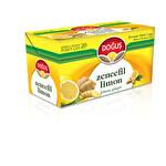 Doğuş Zencefil Limon 20X2 Gr