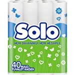 Solo Tuvalet Kağıdı 40'lı