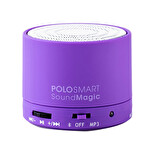 Polosmart Sound Magic Bluetooth Speaker Mor