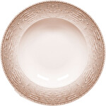 Güral Porselen Rubi Püskürtme Vizon Servis Tabak 20 cm