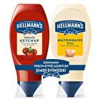 Hellmann's Ketçap & Mayonez Seti 875Gr