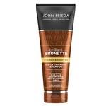 John Frieda Brilliant Brunette Kahverengi Ton Açıcı Şampuanı 250 ml