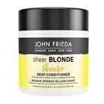 John Frieda Brilliant Brunette Sarı Saçlara Özel Güneş Işıltısı Veren Yoğun Bakım Maskesi 250 ml