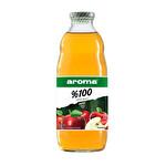 Aroma %100 Elma Suyu Cam 1 lt