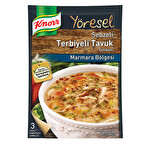 Knorr Sebzeli Terbiyeli Tavuk Çorbası