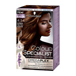 Schwarzkopf Colour Specialist 4-54 Güneş Işıltılı Saç Boyası