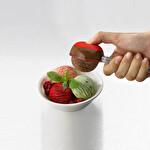 Gondol Bas-Parmak Dondurma Kaşığı (G-131)