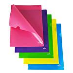 L Dosya Neon Sarı