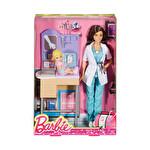 Barbie ve Meslekleri Oyun Seti