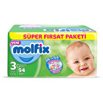 Molfix 3D Midi 90 Süper Fırsat Paketi
