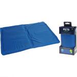 Evcil Hayvan Soğutucu Mavi Ped    30X40Cm