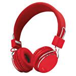 Trust 21822 Ziva Foldable Kulaklık Red