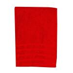 Jua Solid Havlu 30*50 Kırmızı