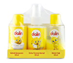 Dalin Mini Boy Seyahat Seti 3*50 ml
