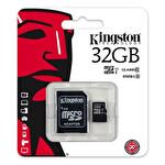 Kingston SDC10G2 32GB Hafıza Kartı