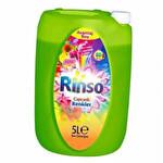 Rinso Sıvı Bakım Deterjanı Canlı renkler 5 lt