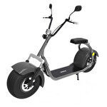 CITYCOCO Comfort Siyah Elektrikli Scooter