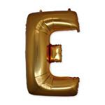 Folyo Balon Altın Harf E 96 cm
