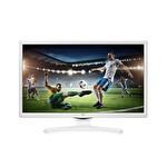 LG 24MT49U 24'' Uydu Alıcılı HD MTV Beyaz Ekran