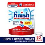Finish Hepsi Bir Arada Max Oxi 80 Tablet