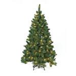 1,8 Metre 200 Led Işıklı Yılbaşı Ağacı