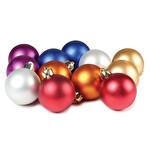 Carrefour Renkli Top Süsü 4lü 6 cm