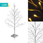 Ağaç Sarı Işık 51 Led'li 60 Cm Beyaz Kaplama