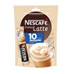 Nescafe Latte 10'lu Ekonomik Paket